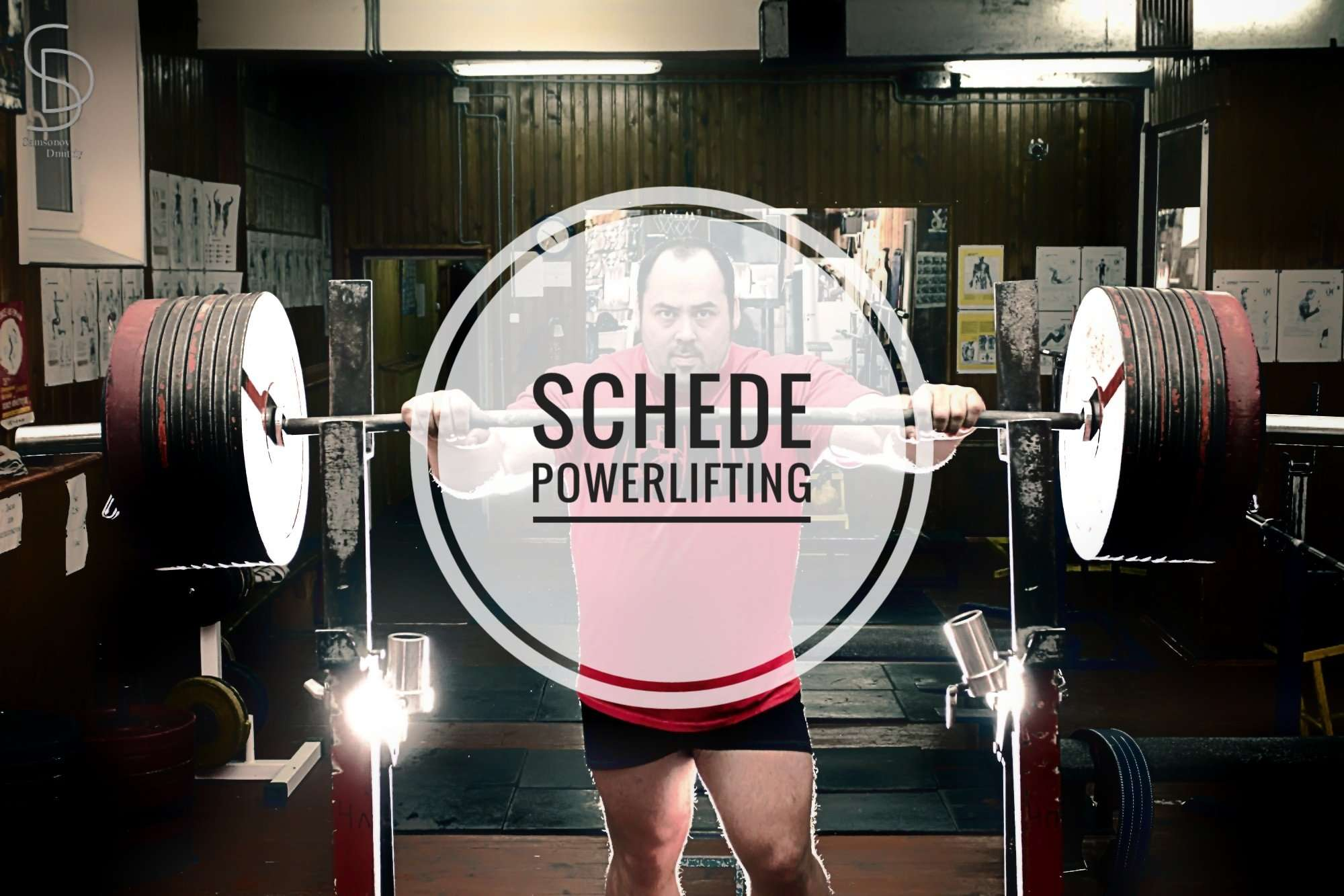 schede powerlifting