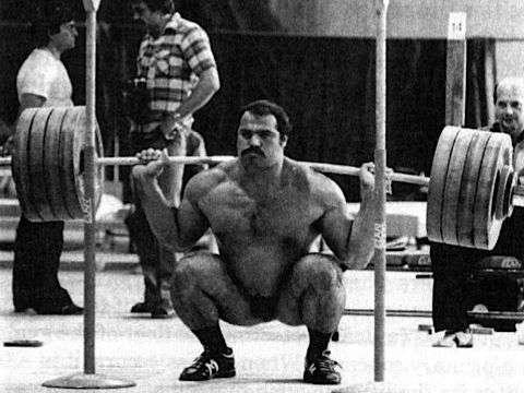 varianti squat
