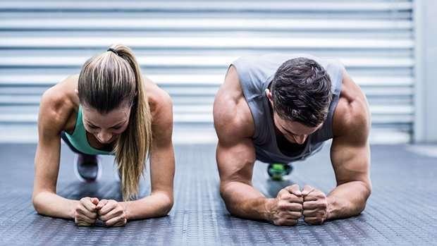 allenarsi a casa corpo libero
