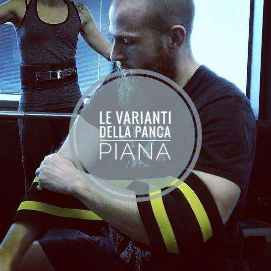 Varianti Panca Piana Powerlifting