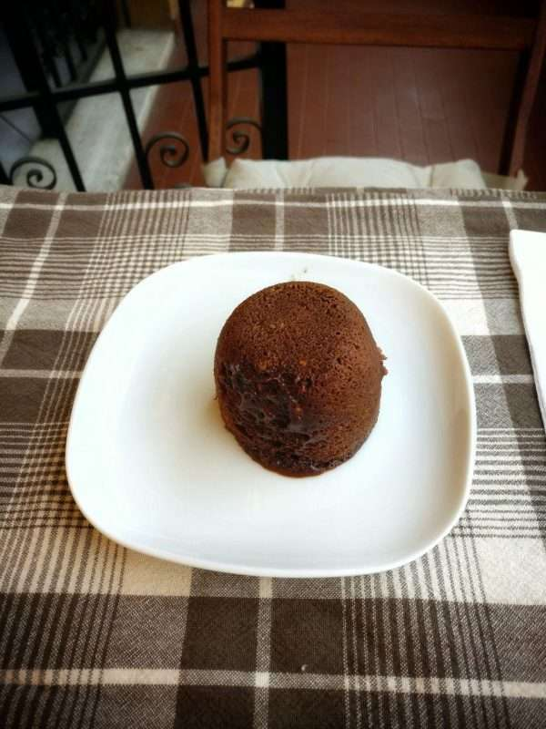 Mugcake Proteica