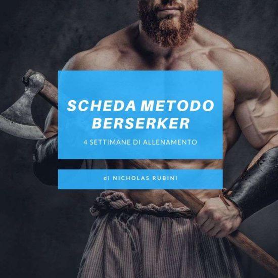 Metodo Berserker Allenamento