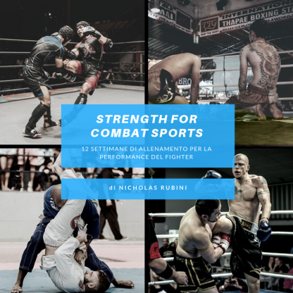 Strength for Combat Sports