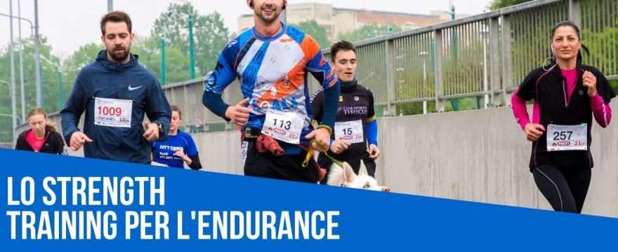 Endurance e Pesi | Il perchè del Concurrent Training
