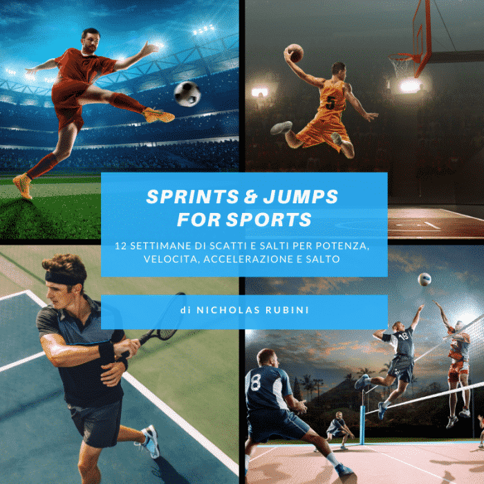 Sprints & Jumps for Sports