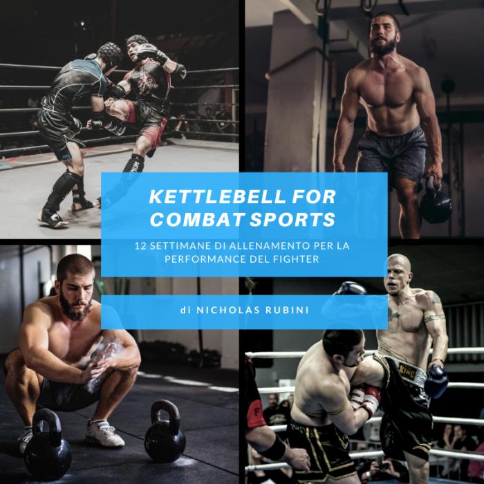 Kettlebell for Combat Sports