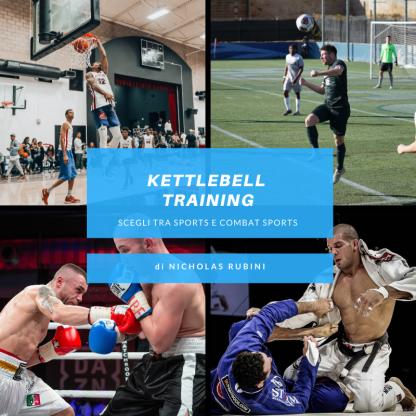 Scheda Allenamento Kettlebell Training